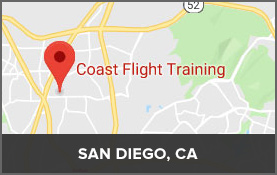 Coast Flight Training, San Diego, CA Flight School | Airline Pilot Training