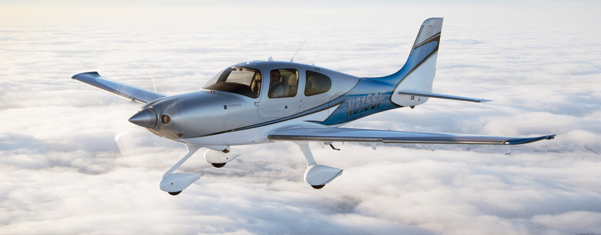 Cirrus Flight Training Instrument Rating